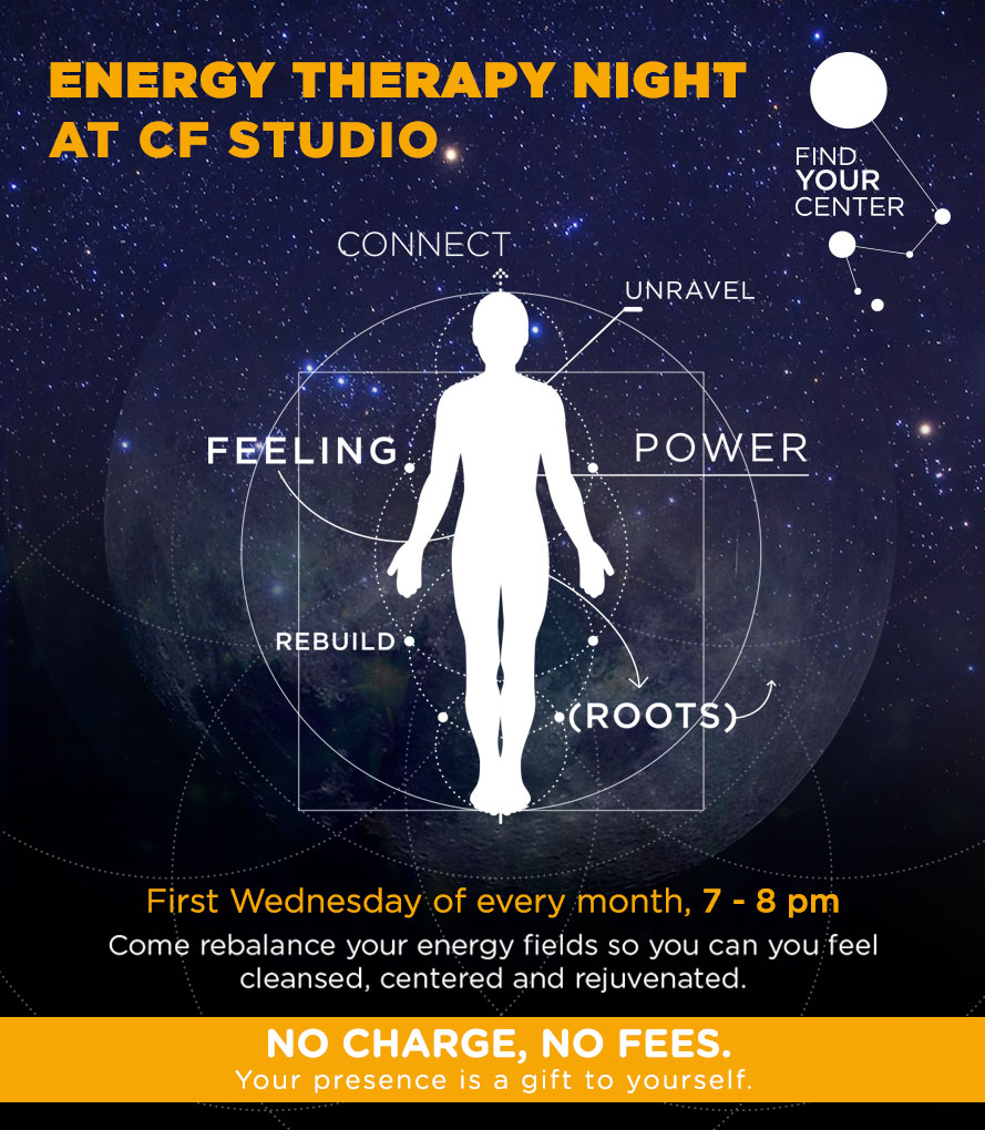 Energy Therapy Night